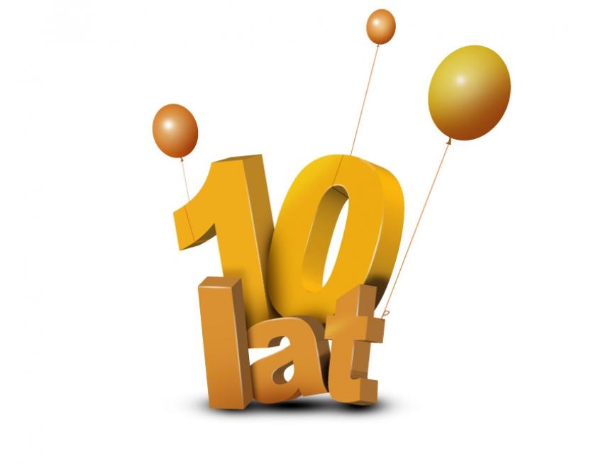 10 -lecie istnienia LEDIKO
